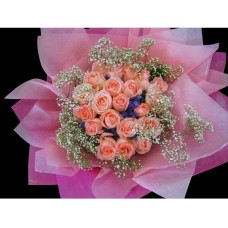 Pink Roses 50,